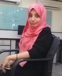 Ms. Afshaan Saad